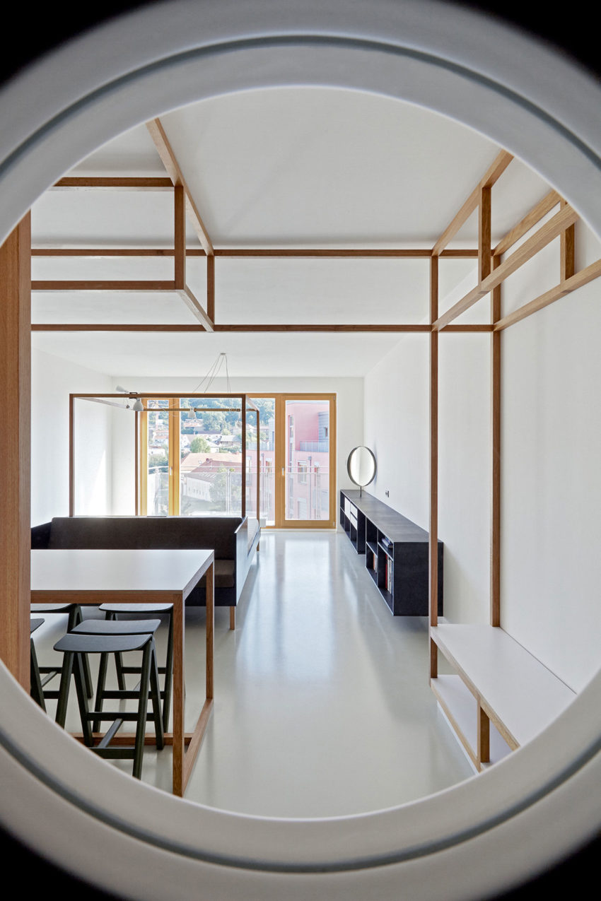 Guest Apartment by Mjölk Architects & DDAANN (3)