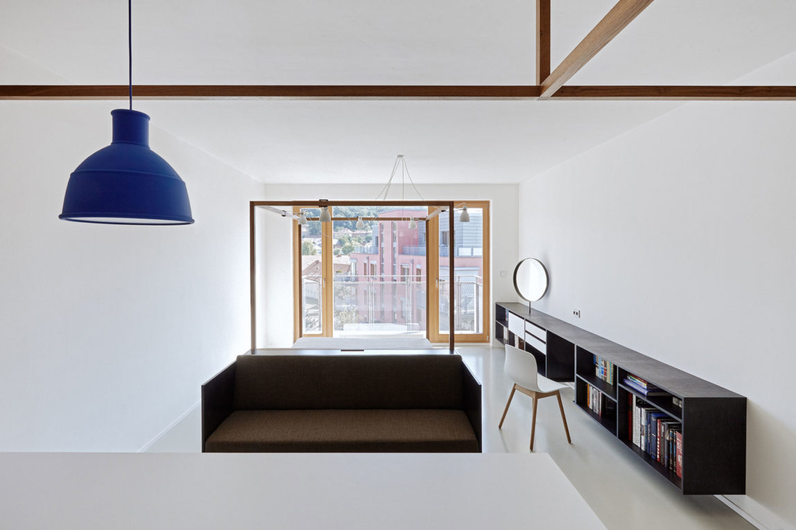 Guest Apartment by Mjölk Architects & DDAANN (4)