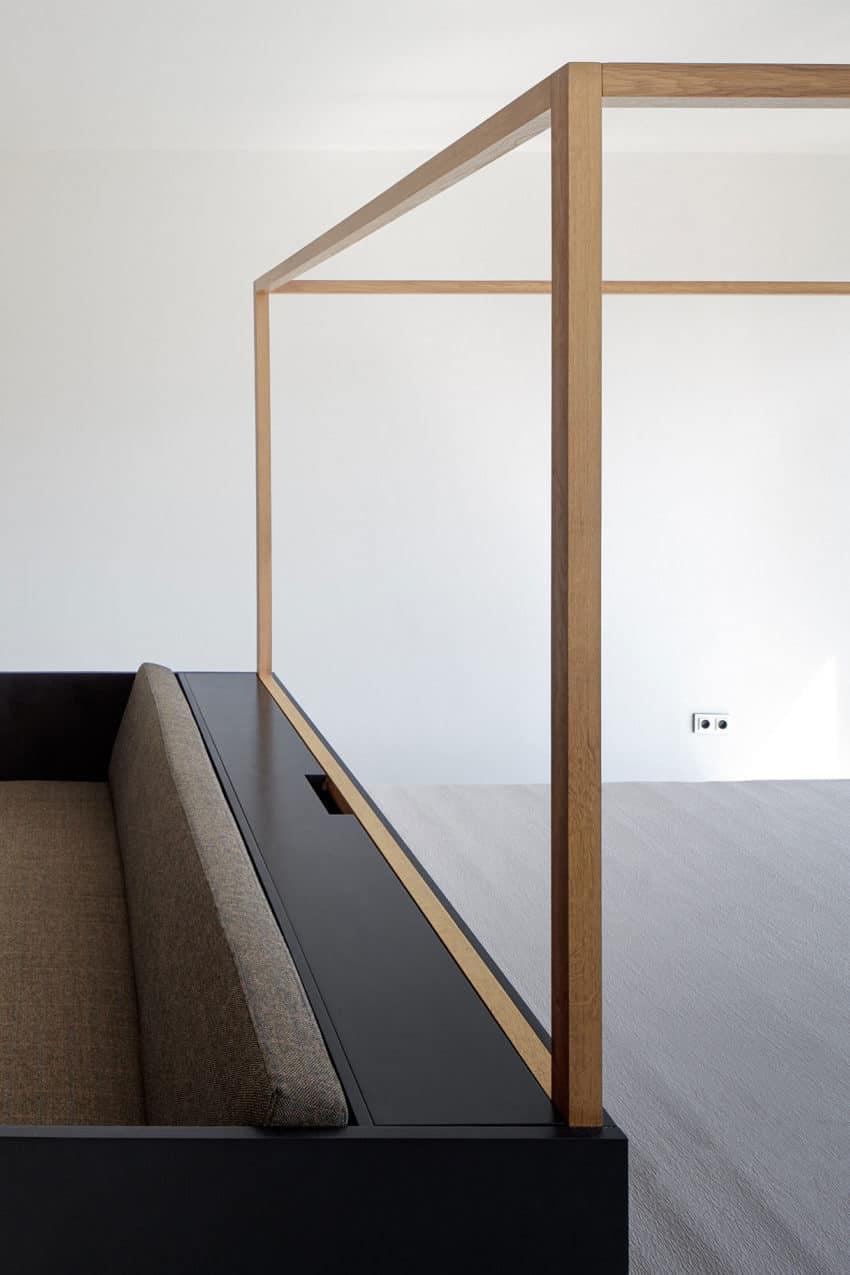Guest Apartment by Mjölk Architects & DDAANN (5)