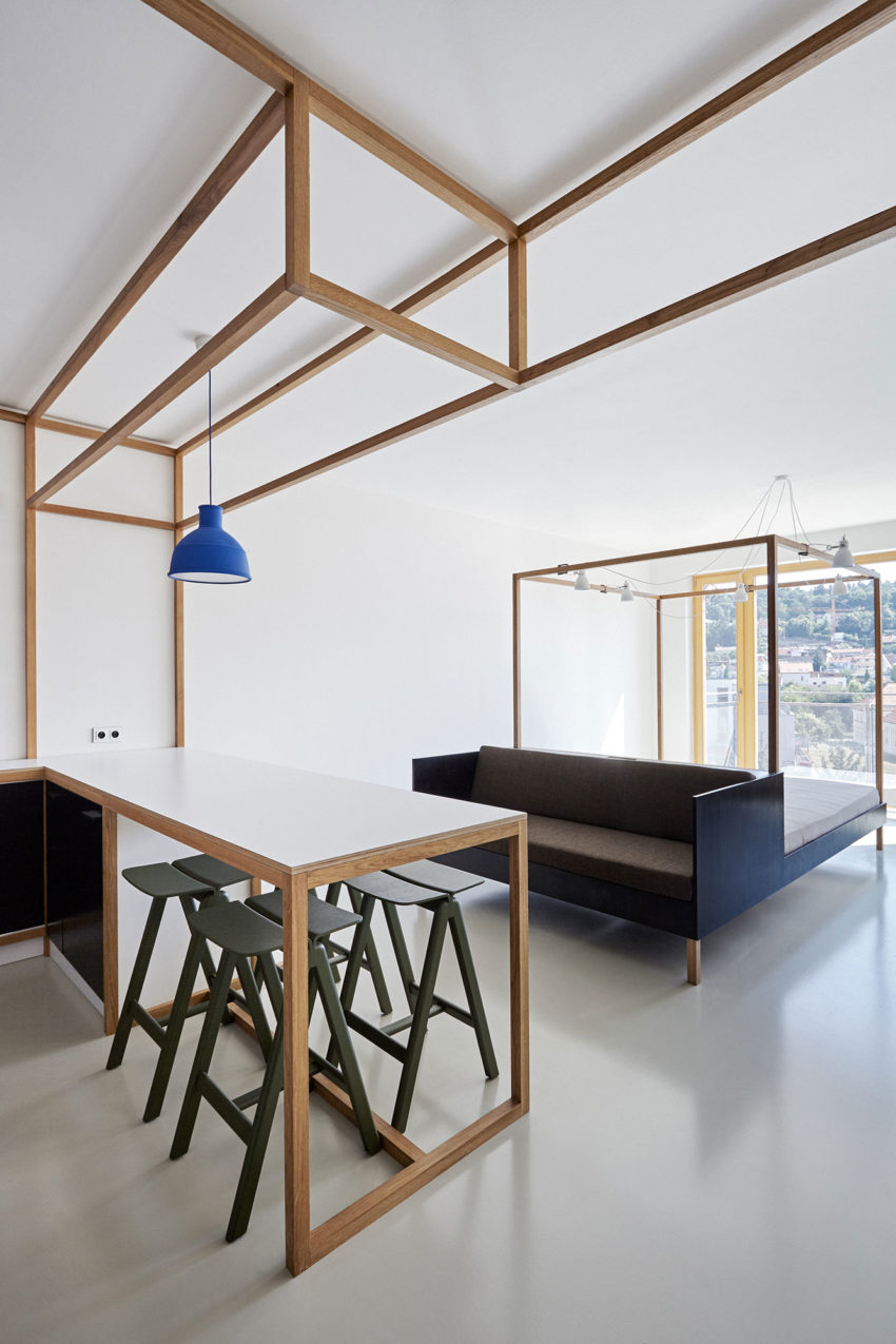 Guest Apartment by Mjölk Architects & DDAANN (10)