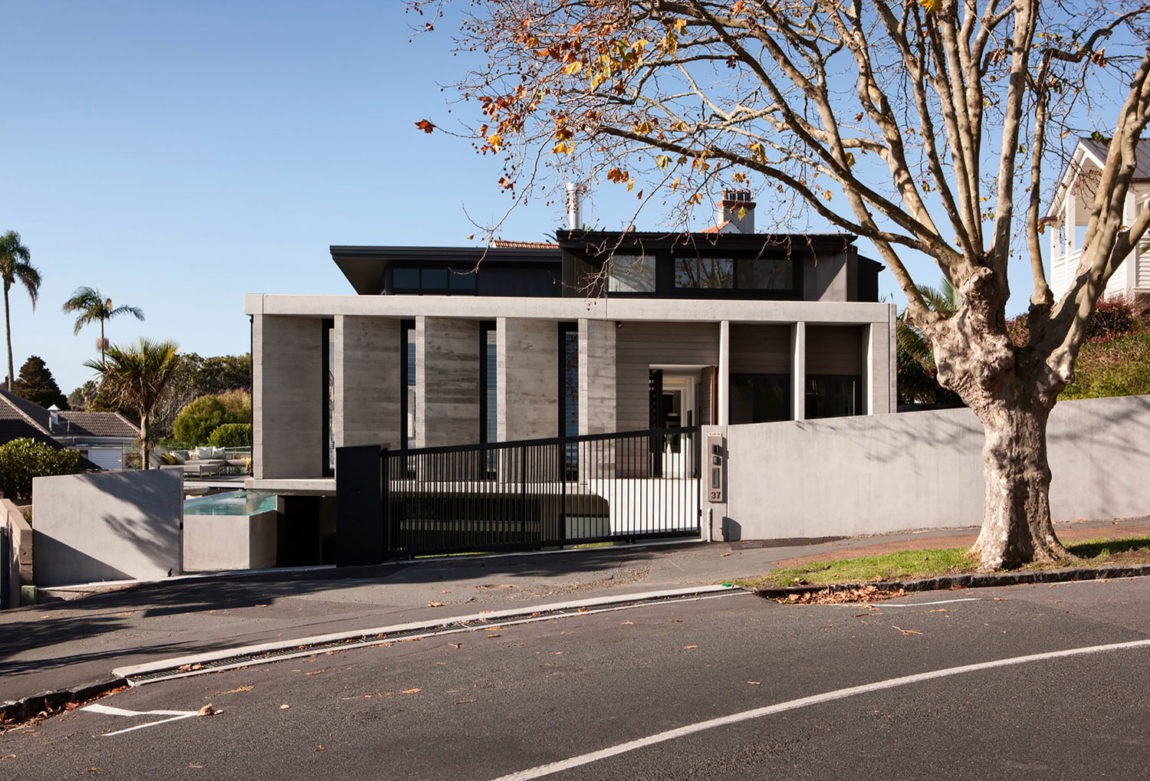 Herne Bay Road by Daniel Marshall Architects (1)
