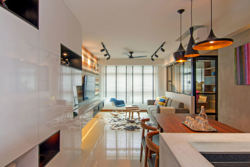 Home in Singapore by Vievva Designers (3)