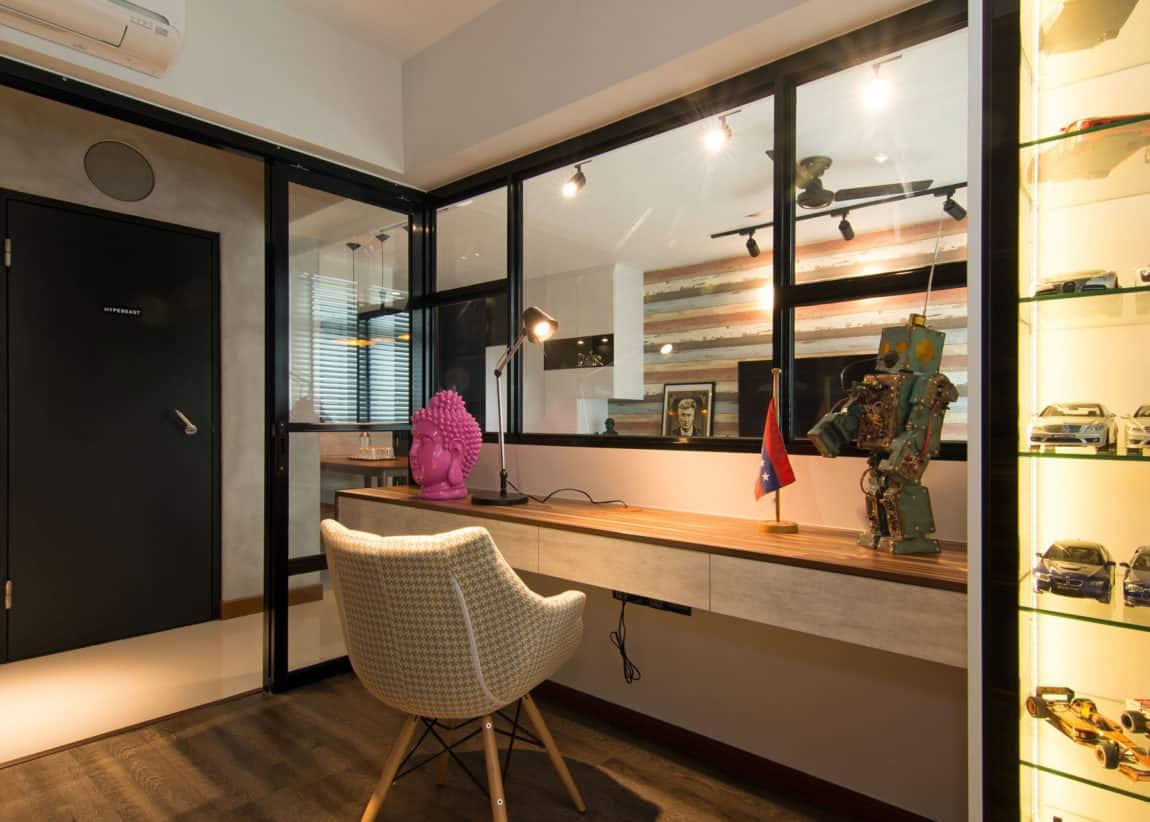 Home in Singapore by Vievva Designers (18)