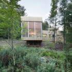 House on Lac Grenier by Paul Bernier Architecte (2)