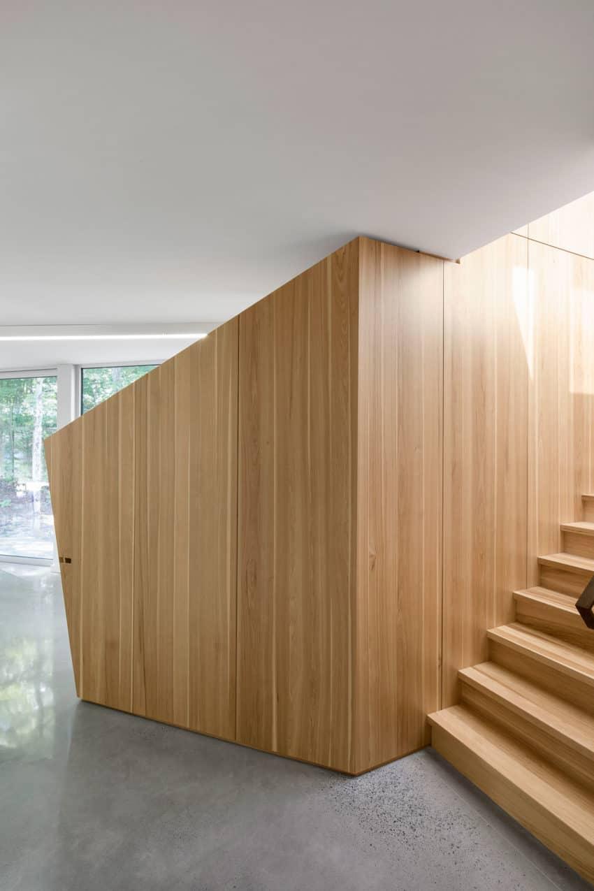 House on Lac Grenier by Paul Bernier Architecte (11)