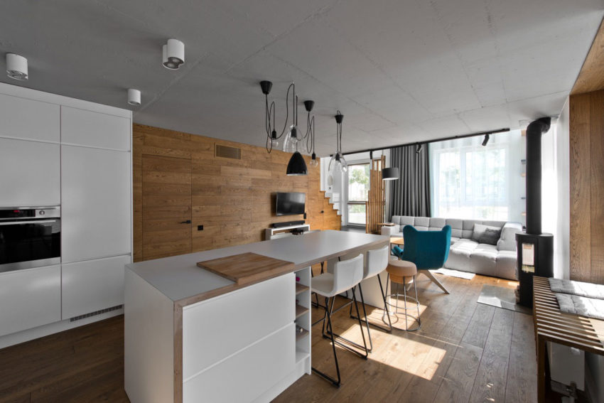 Loft Town by InArch (15)