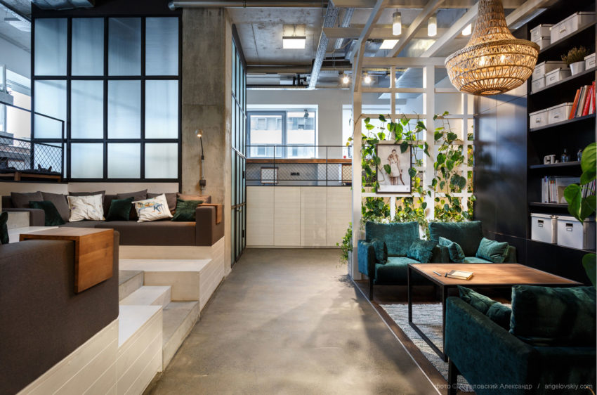 Office of Circle Line Interiors by Circle Line Interiors (4)