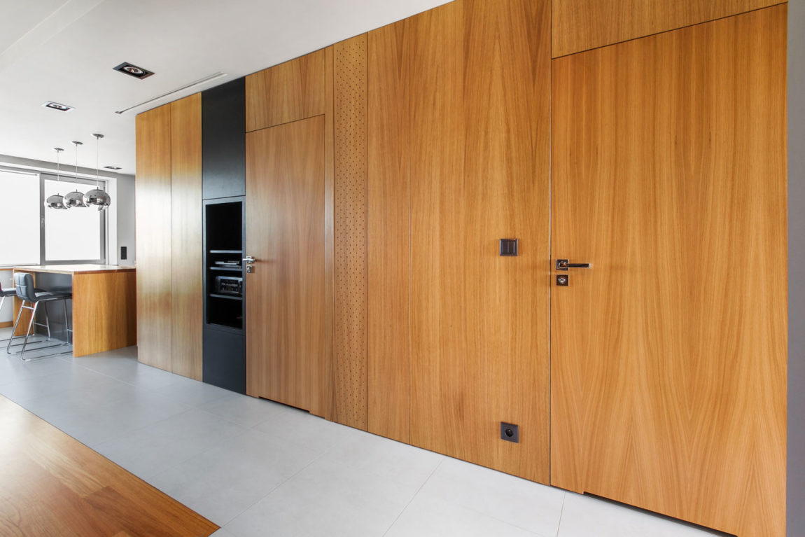 Open/Private Apartment by mode:lina architekci (1)
