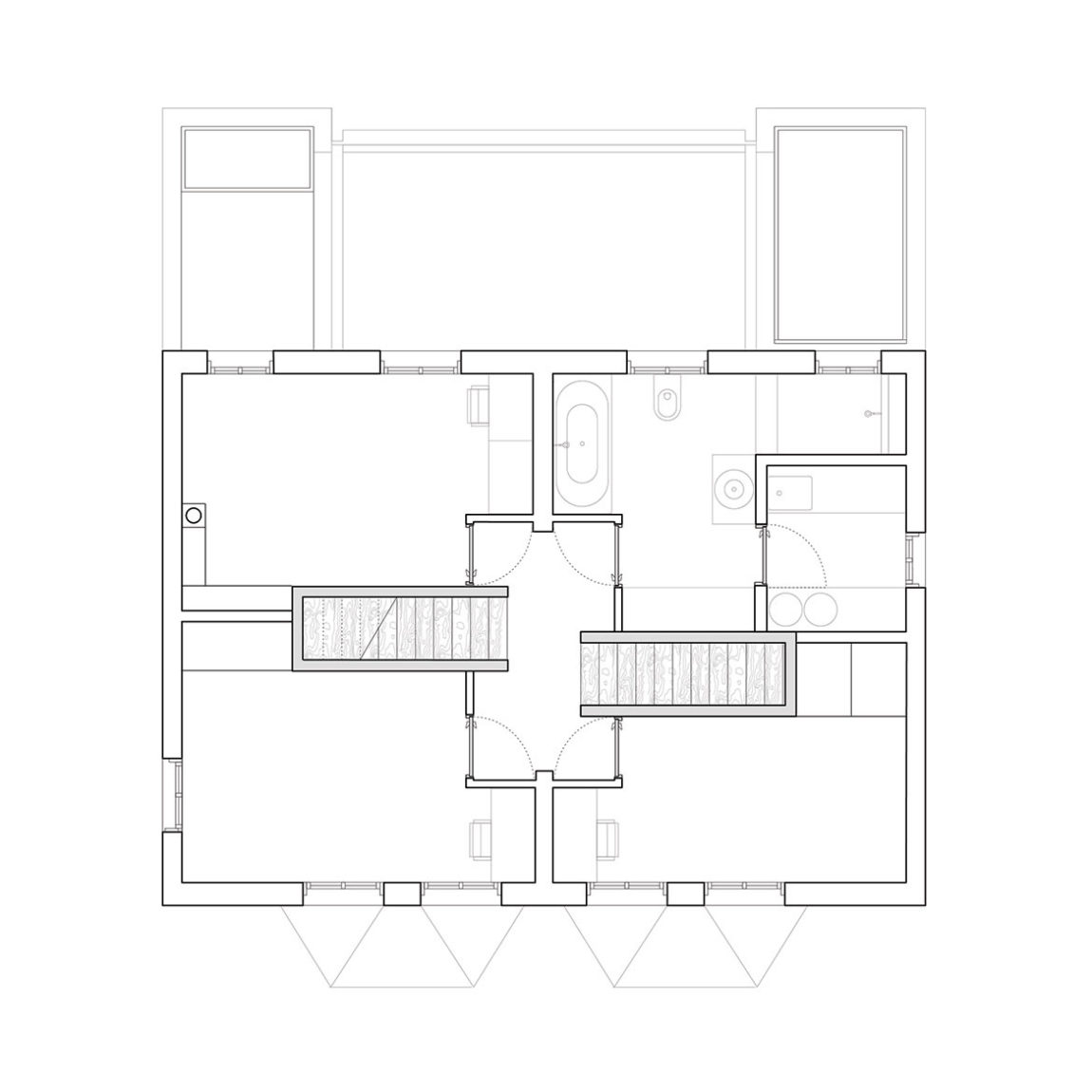 Semi Detached by Delvendahl Martin Architects (18)
