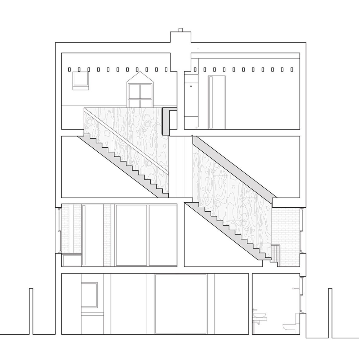 Semi Detached by Delvendahl Martin Architects (23)