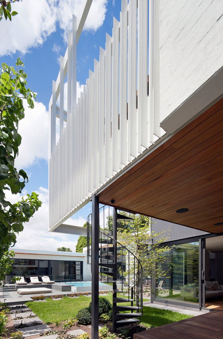 Stepping House by Bower Architecture (4)