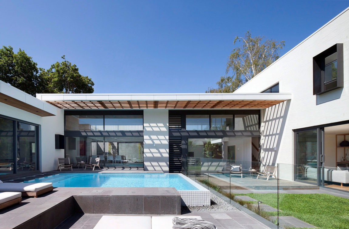 Stepping House by Bower Architecture (7)