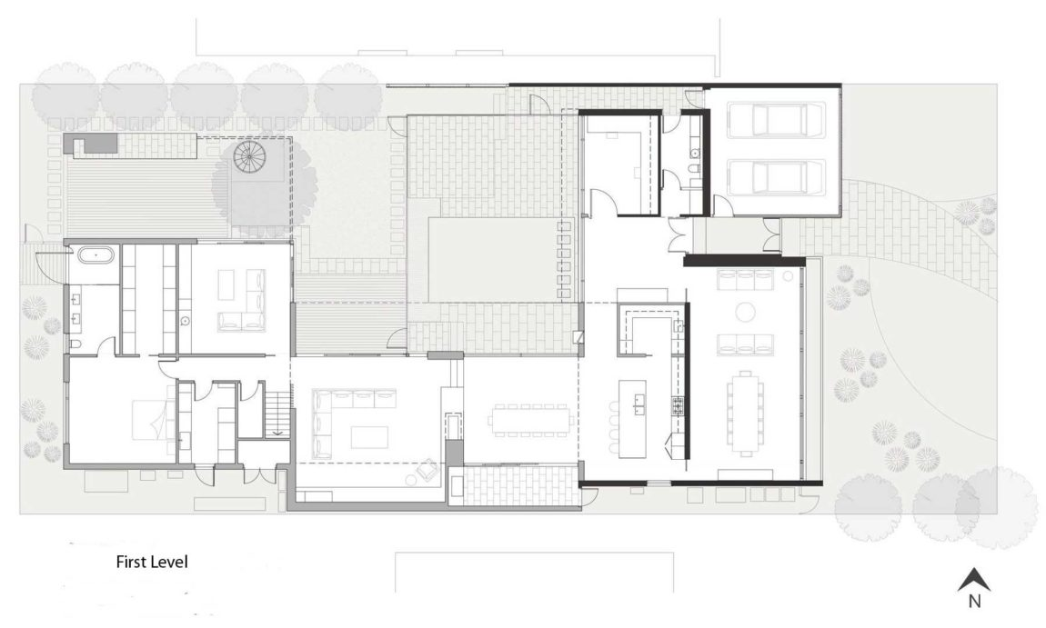 Stepping House by Bower Architecture (18)