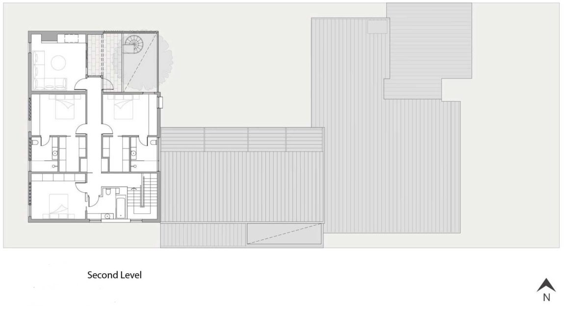 Stepping House by Bower Architecture (19)