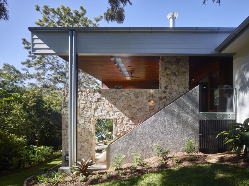 The Creek House by Shaun Lockyer Architects (6)