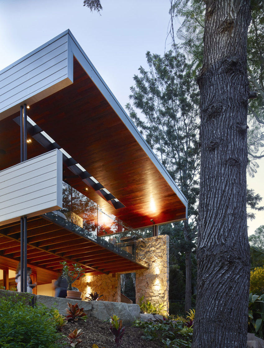 The Creek House by Shaun Lockyer Architects (15)