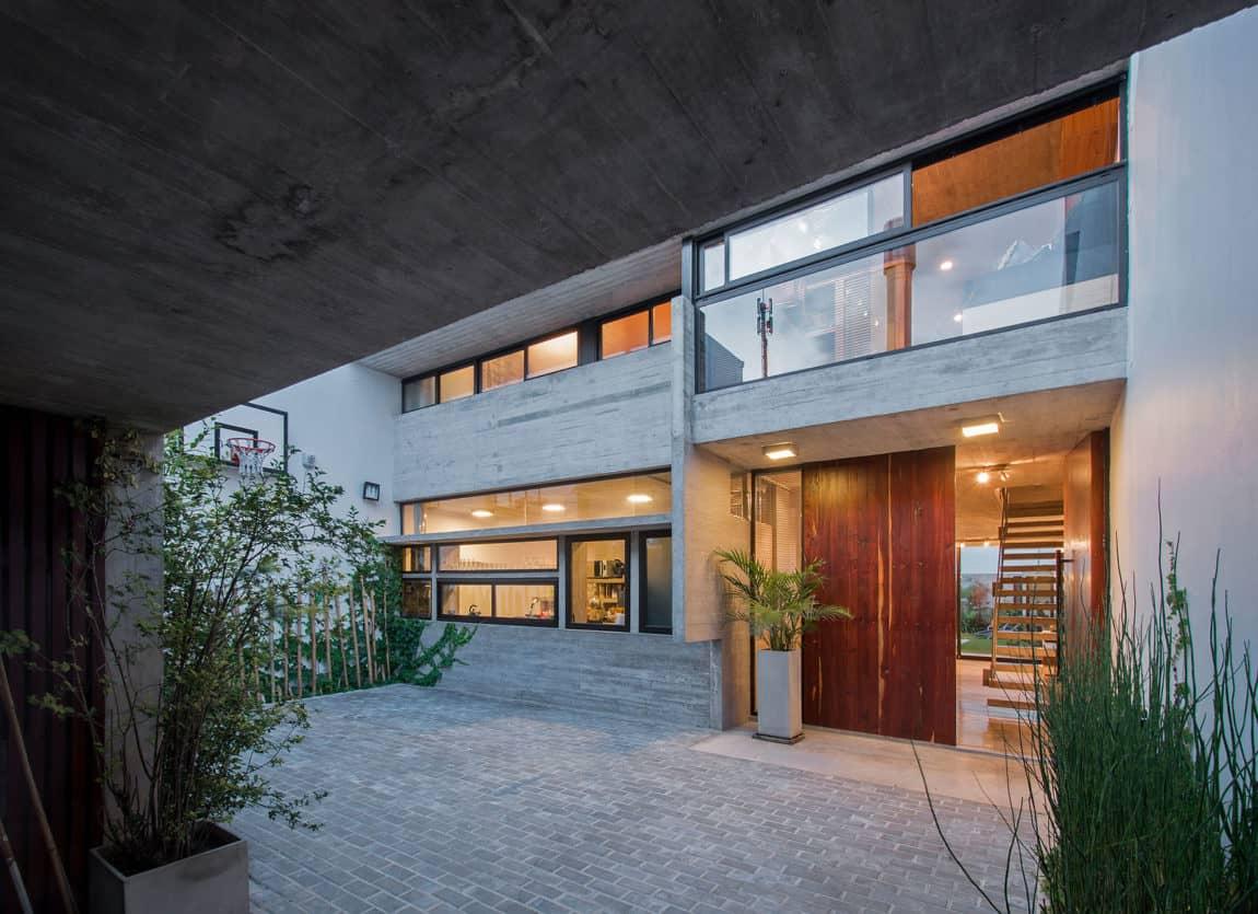 Two Houses Conesa by BAK Arquitectos (21)
