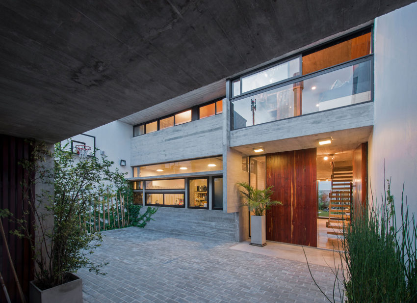 Two Houses Conesa by BAK Arquitectos (21)