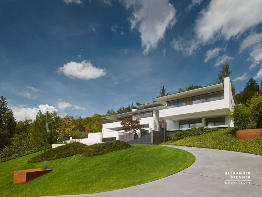 An Der Achalm by Alexander Brenner Architects (1)