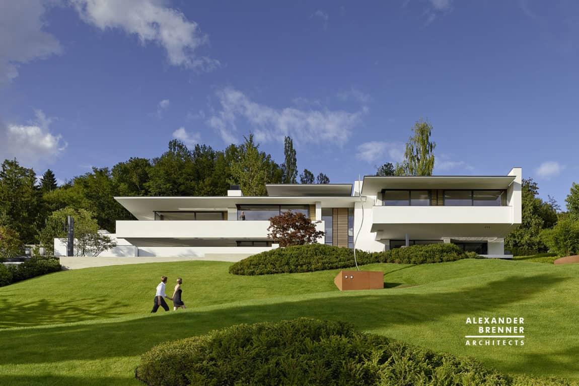 An Der Achalm by Alexander Brenner Architects (3)