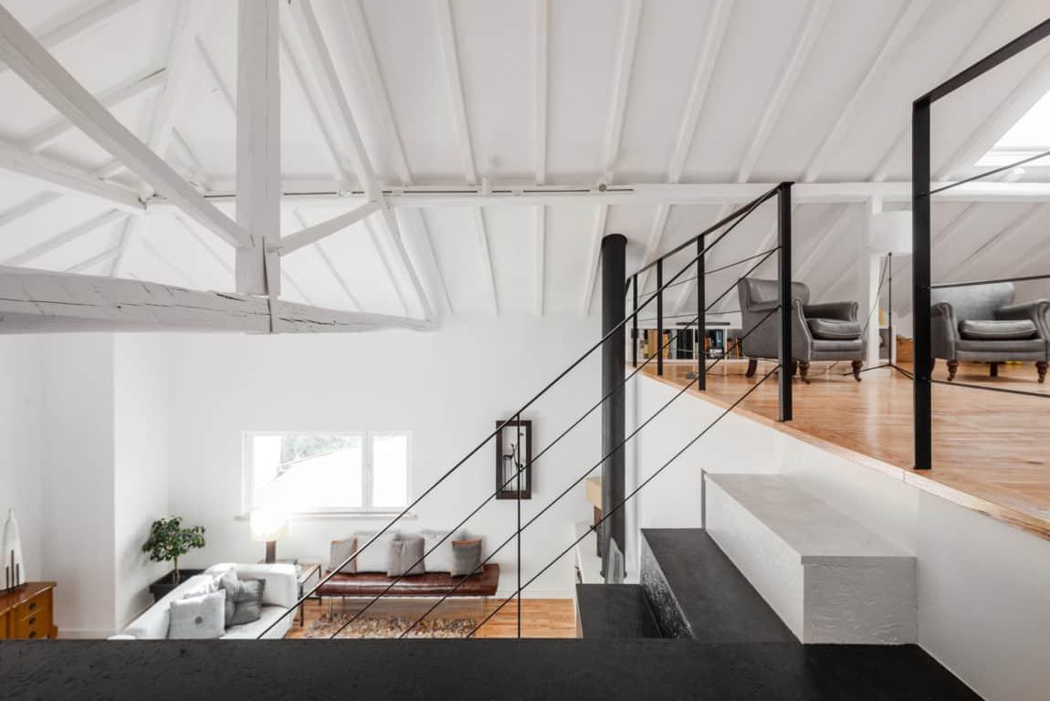 Barn House by Ines Brandao (10)