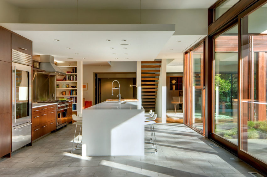 Broadmoor Residence by David Coleman Architecture (8)