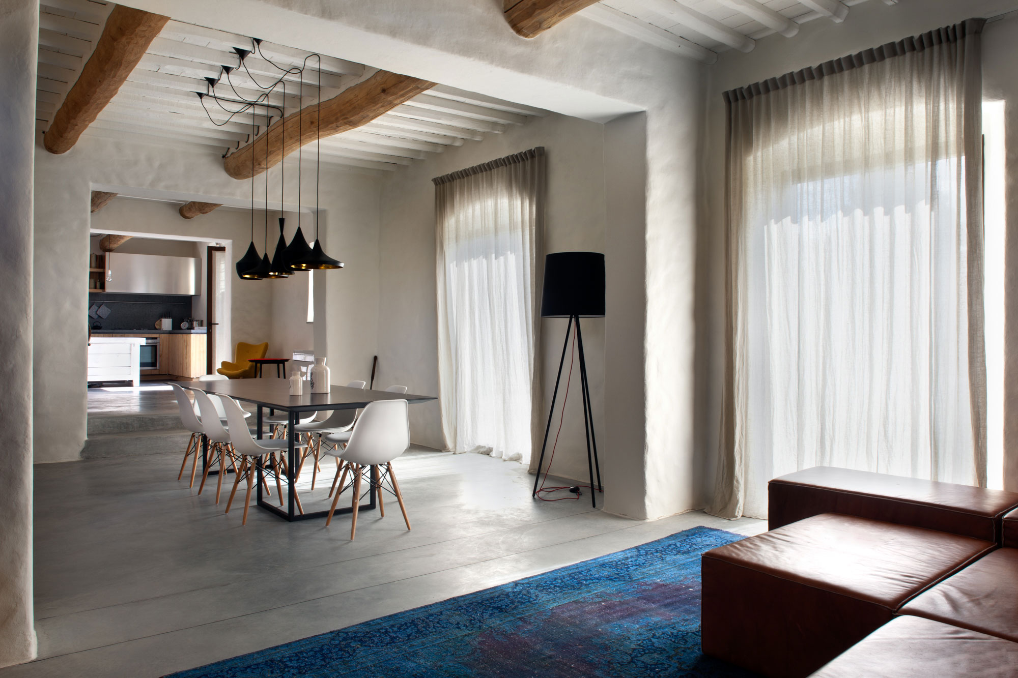 MIDE architetti Renovate a Nineteenth Century Home in Lucca