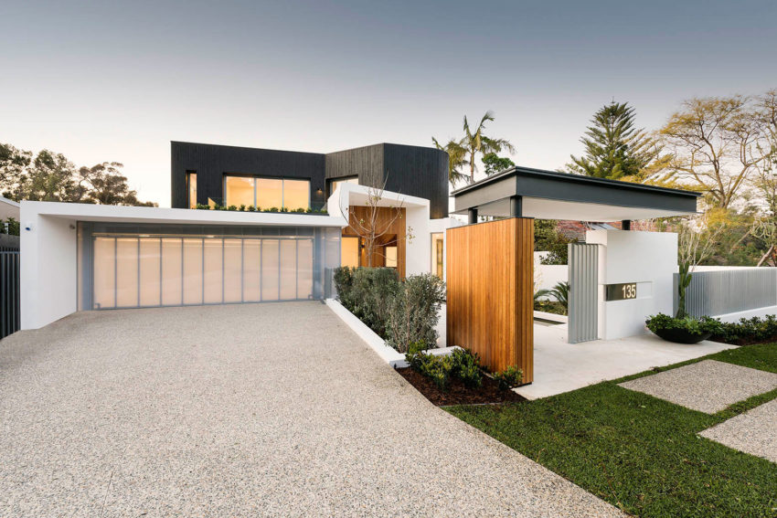 Dalkeith Residence by Hillam Architects (1)