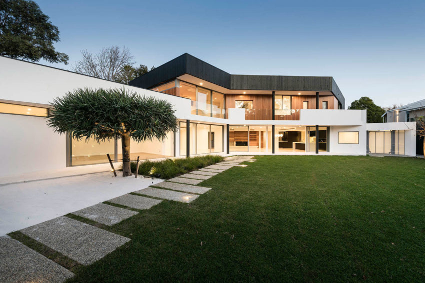 Dalkeith Residence by Hillam Architects (6)
