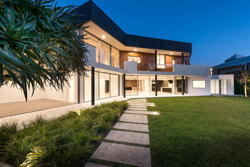 Dalkeith Residence by Hillam Architects (11)