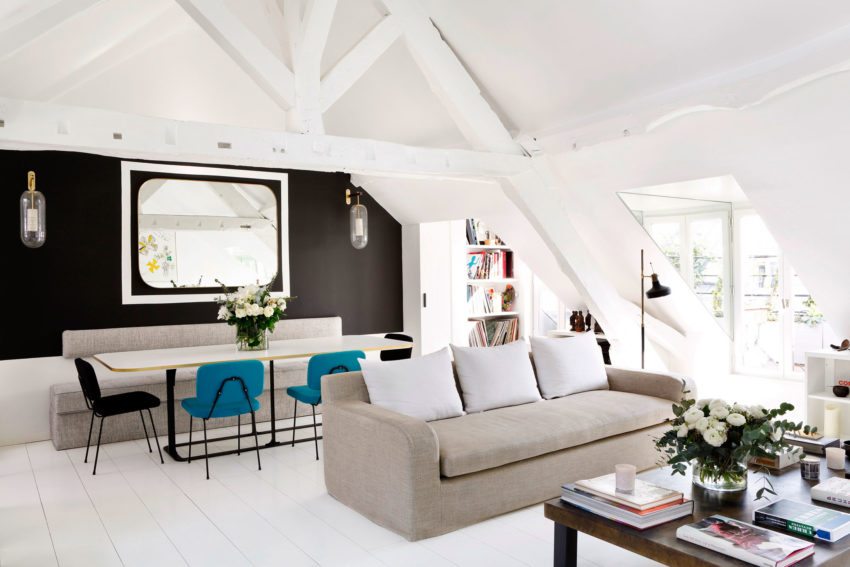 A Chic Parisian Home Designed by Sarah Lavoine