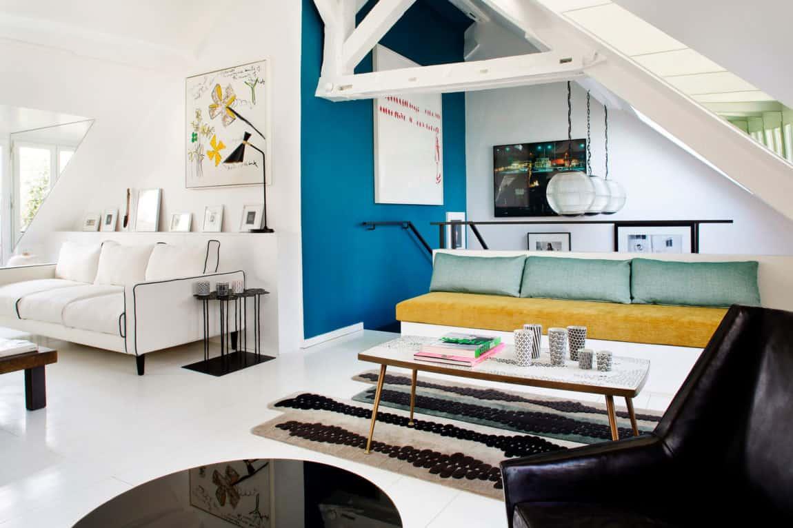 Duplex Parisien by Sarah Lavoine (8)