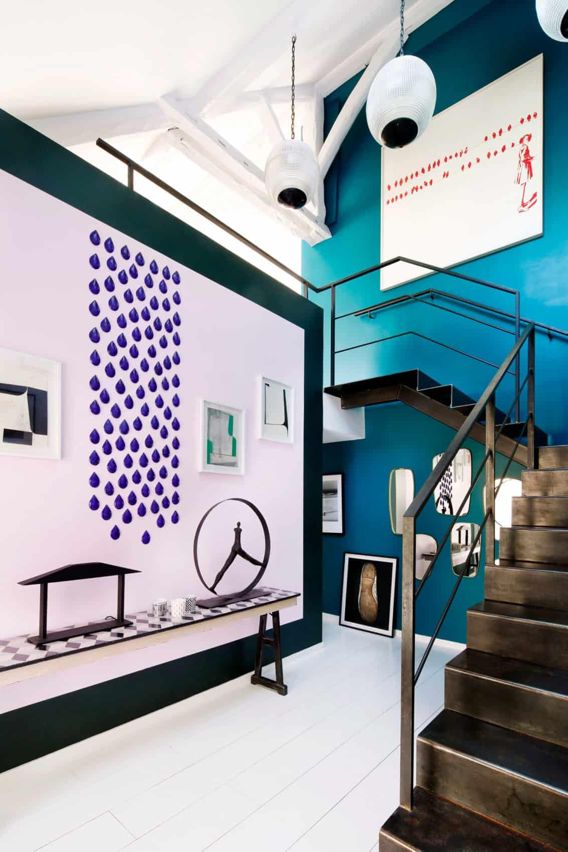 Duplex Parisien by Sarah Lavoine (17)