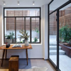 Garden Apartment by BLV Design/Architecture (1)