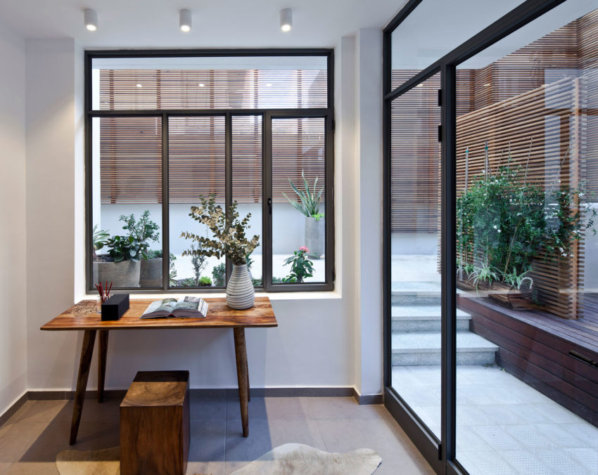 Garden Apartment by BLV Design/Architecture (1)