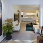 Garden Apartment by BLV Design/Architecture (2)