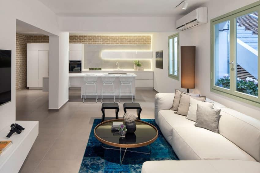 Garden Apartment by BLV Design/Architecture (3)