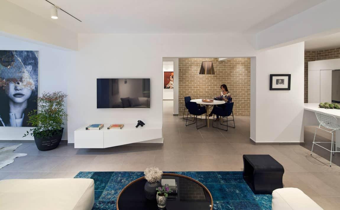 Garden Apartment by BLV Design/Architecture (4)