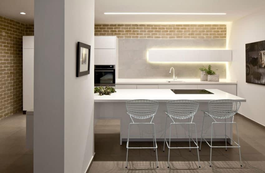 Garden Apartment by BLV Design/Architecture (5)
