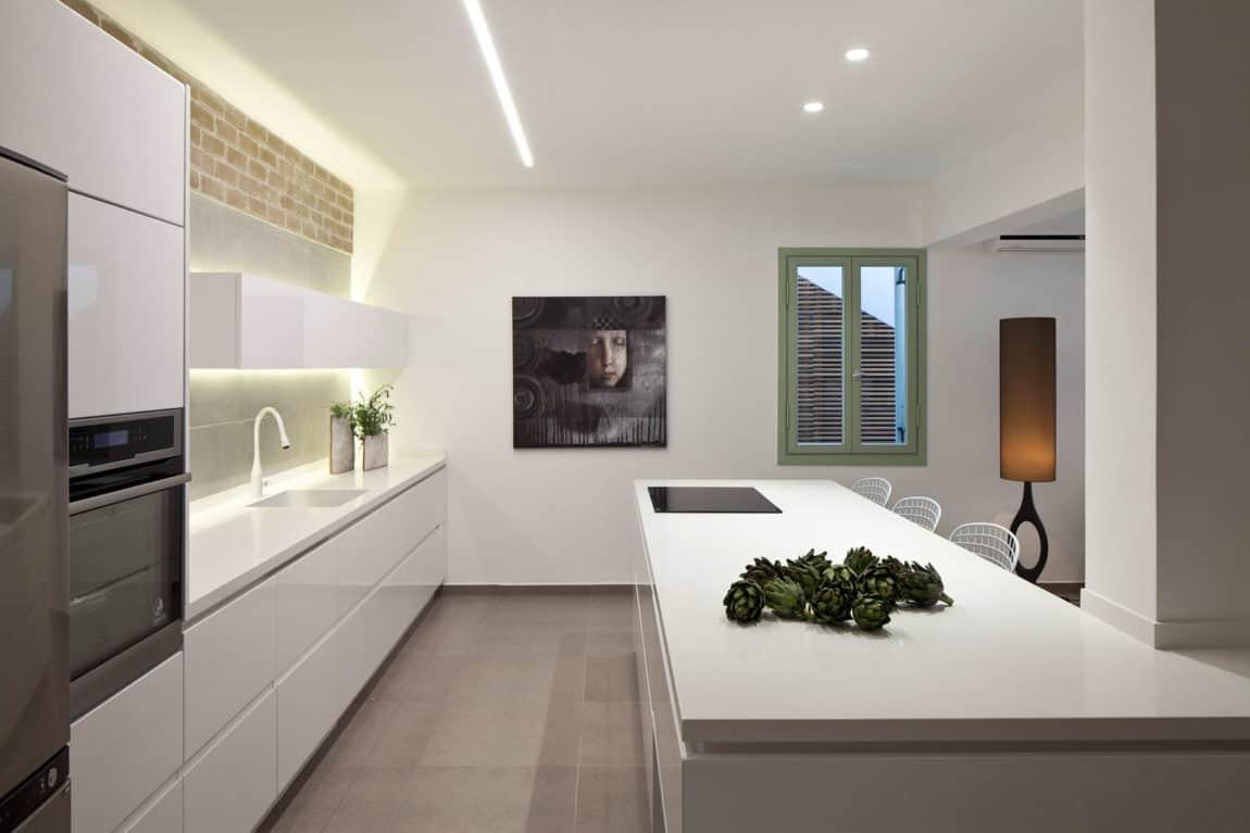 Garden Apartment by BLV Design/Architecture (6)