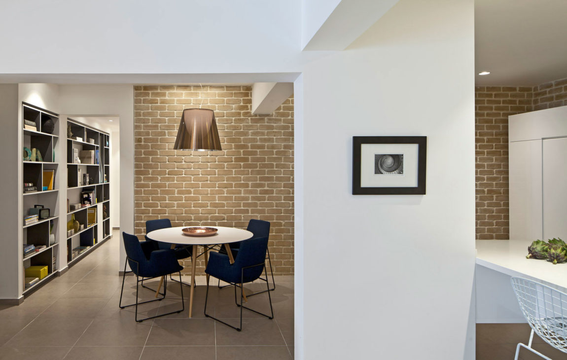 Garden Apartment by BLV Design/Architecture (7)