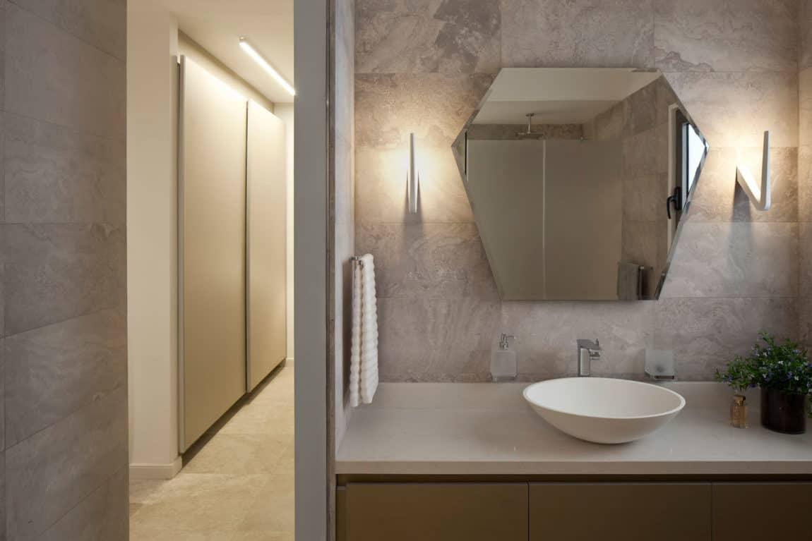 Garden Apartment by BLV Design/Architecture (11)