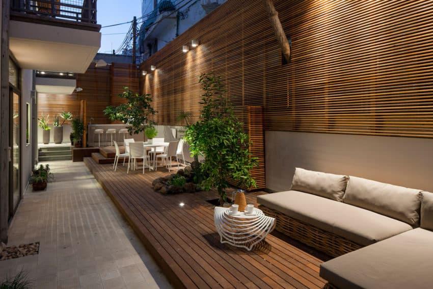Garden Apartment by BLV Design/Architecture (17)