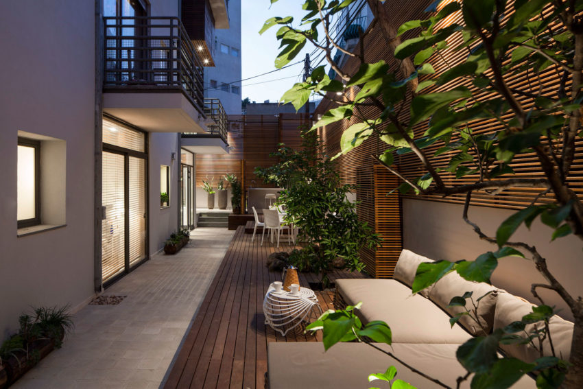 Garden Apartment by BLV Design/Architecture (18)