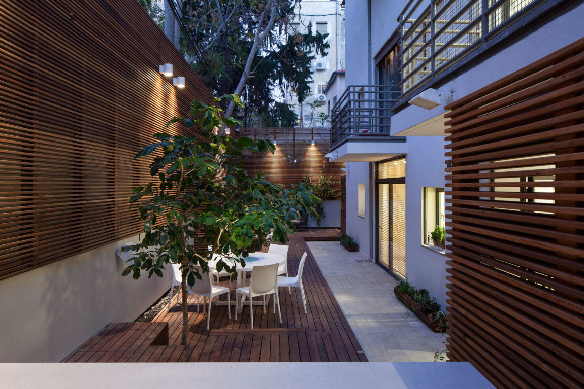 Garden Apartment by BLV Design/Architecture (19)