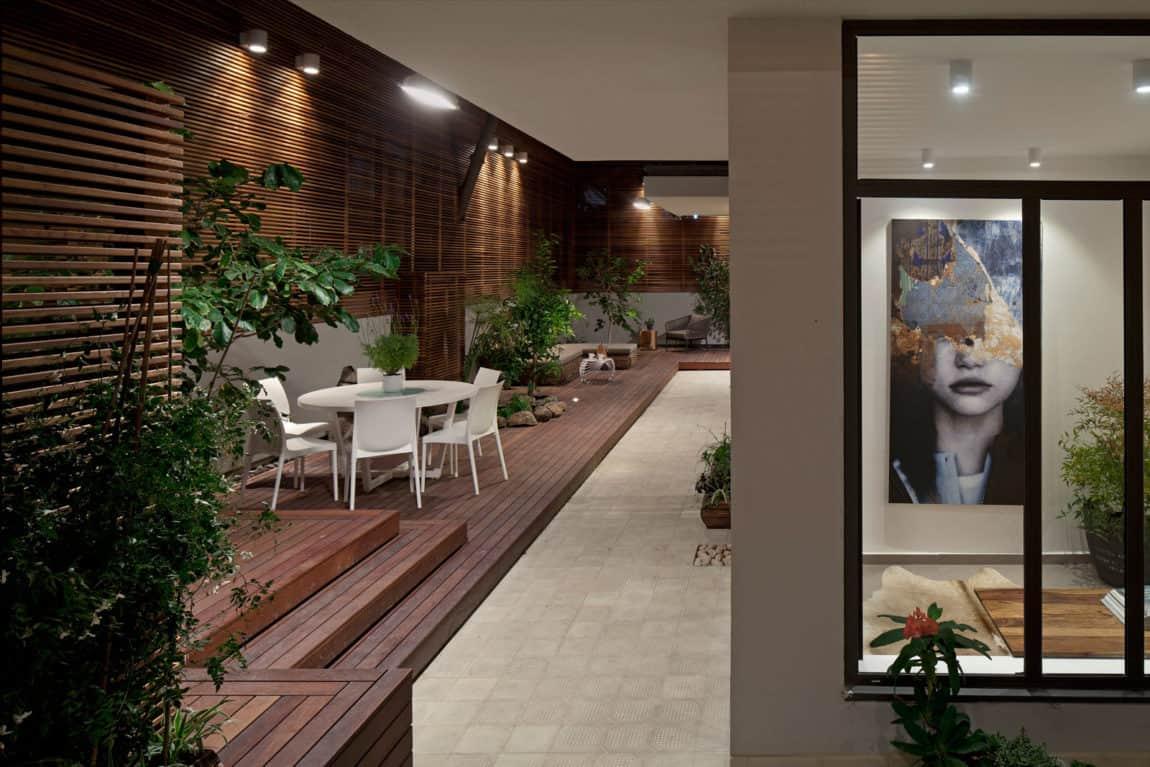 Garden Apartment by BLV Design/Architecture (20)