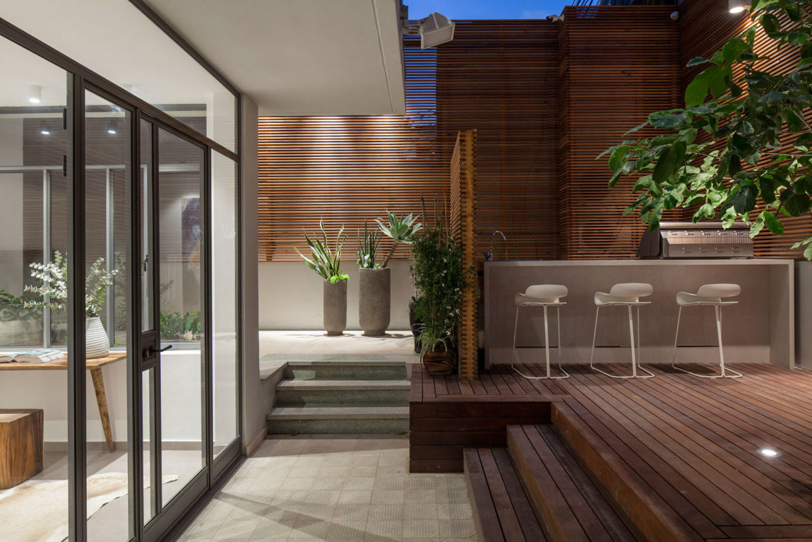 Garden Apartment by BLV Design/Architecture (21)