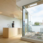Home in Schaerbeek by Martens/Brunet Architects (8)
