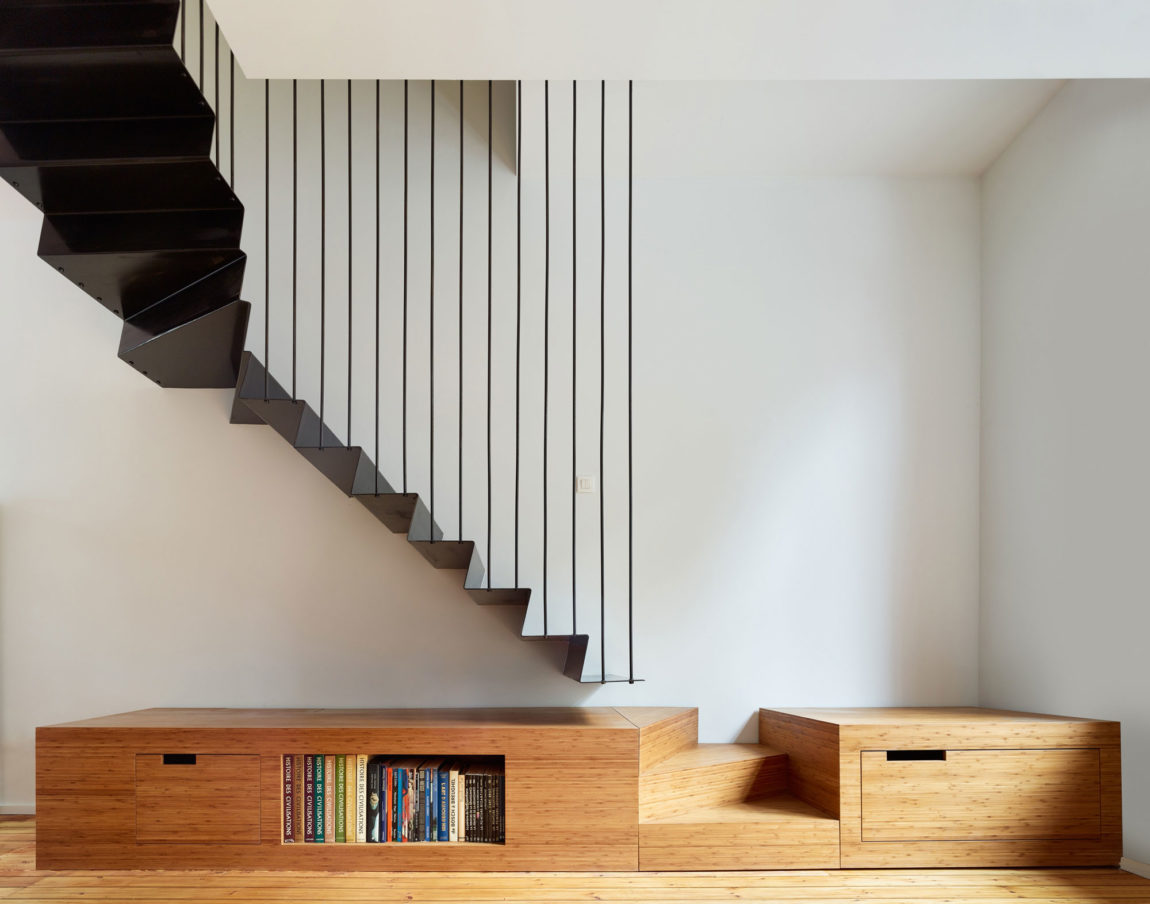 Home in Schaerbeek by Martens/Brunet Architects (18)
