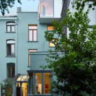 Home in Schaerbeek by Martens/Brunet Architects (23)